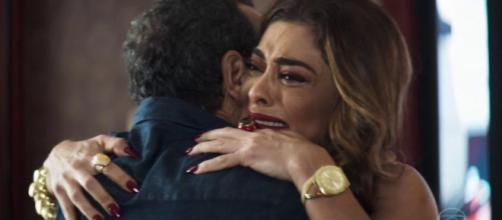 Morte de Gilda agitará a vida de Maria da Paz. (Reprodução/ TV Globo)