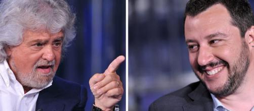 Matteo Salvini: 'Conte è ancora il mio premier', Grillo pensa al Pd