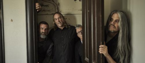 Tool, foto promozionale della band americana
