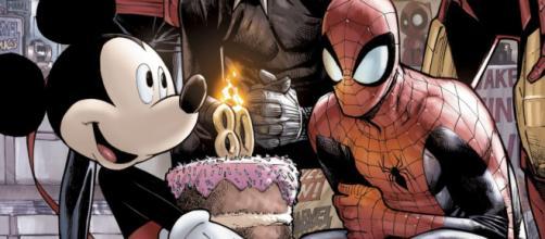 Topolino e gli Avengers festeggiano gli 80 anni di Marvel Comics nel numero 1000 (Everyeye Anime)