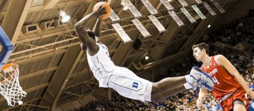 Zion Williamson was the first pick of the 2019 NBA Draft. [Image Source: Flickr | Dan Garcia]