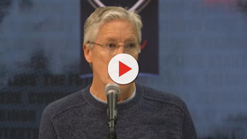 Seahawks head coach Pete Carroll considers Patriots' Tom Brady as 'one of his heroes'