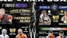 Tre Fontane: il 4 agosto kickboxing e boxe insieme per il galà Martial Kombat