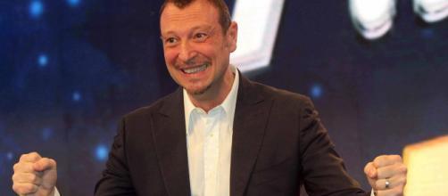Amadeus alla conduzione Sanremo 2020