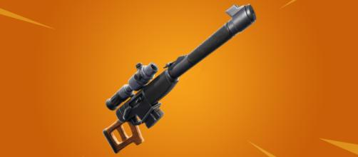 Automatic Sniper Rifle is coming to 'Fortnite Battle Royale.' [Source: Epic Games]
