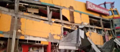 El USGS confirmó el terremoto tuvo una magnitud preliminar de 7 frente a Yakarta