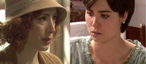 Il Segreto, spoiler spagnoli: Irene mette in guardia Maria dalla sua infermiera Vilches