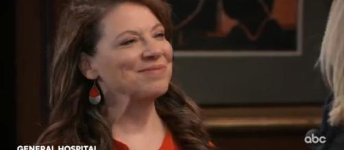 Liesl deals with Brad whom she believes pushed her overboard the Haunted Star.(Image Source:GH spoilers-YouTube.)