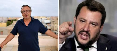 Migranti: nuovo scontro tra il Sindaco di Lampedusa e Matteo Salvini