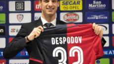 Crotone: si cerca ancora l'attaccante, intanto potrebbe arrivare Despodov