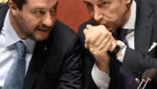 Governo, Conte si dimette e attacca Salvini: 'Mi assumo io il coraggio che manca a lui'