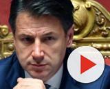 Giuseppe Conte annuncia le dimissioni da premier nell'aula del Senato