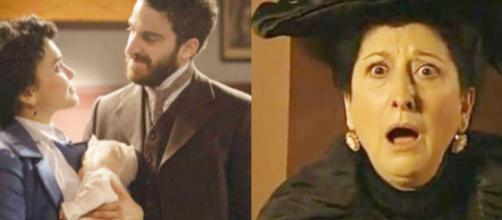 Blanca e Diego decidono di lasciare calle Acacias, Ursula viene ricoverata