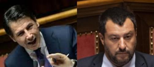 Crisi di governo: dimissioni di Conte e attacco a Salvini