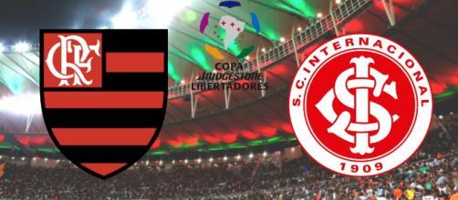 Flamengo x Inter terá transmissão ao vivo no SporTV. (Arquivo Blasting News)