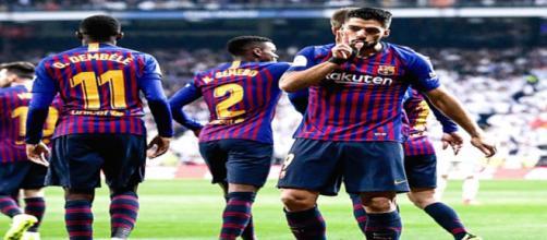 Juventus, il Barcellona avrebbe offerto Suarez.