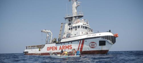 Open Arms | Diario di bordo | La Tunisia respinge i migranti - tpi.it