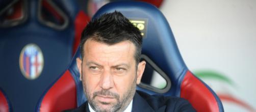L'allenatore del Parma D'Aversa