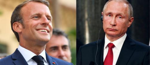 """Rencontre Macron-Poutine : """"Un geste très fort pour la paix dans ... - rtl.fr"""