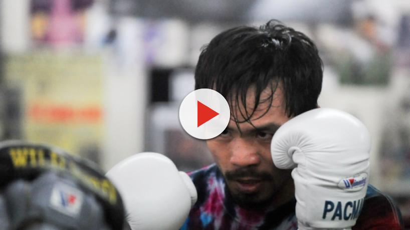 Manny Pacquiao is ranked among the greatest lefties of all time, says Colin Cowherd