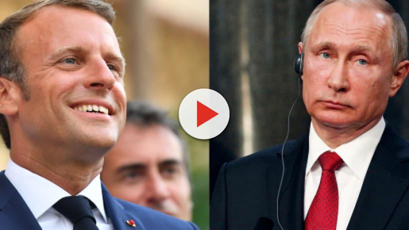 Emmanuel Macron reçoit Vladimir Poutine : les enjeux de la rencontre