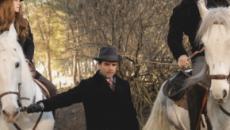 Il Segreto, spoiler: Julieta e Saul scappano da Puente Viejo in sella ad un cavallo