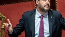 'Sei finito', rivolta social contro Salvini