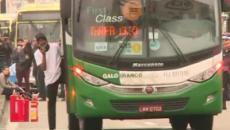 Sequestrador de ônibus no RJ teria tentado acalmar os passageiros