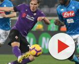 Fiorentina-Napoli, match clou della prima giornata di Serie A