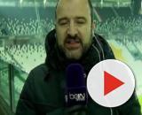 Il giornalista esperto di calciomercato Tancredi Palmeri