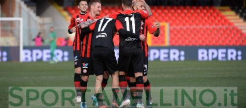 Brindisi Foggia Coppa Italia Serie D