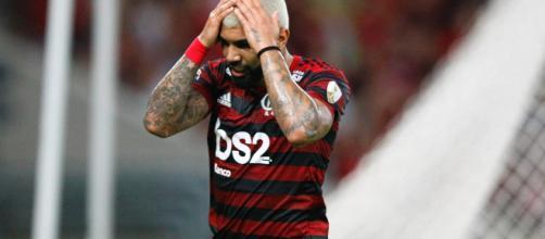 Gabriel não estará em campo contra o Inter. (Alexandre Vidal/Flamengo)