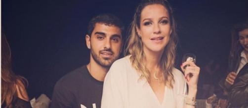 Leo Dias anunciou em 1ª mão o novo namorado da atriz. (Reprodução/Instagram/@luapio)