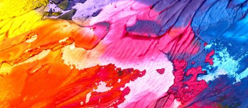 Mélange et dégradé de couleurs
