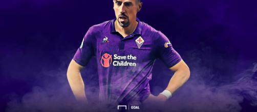 Mercato - Franck Ribéry est arrivé en Italie pour s'engager avec ... - goal.com