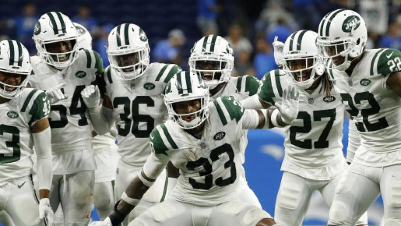 Top 10 week 1 fantasy football defenses, including the Jets D/ST
