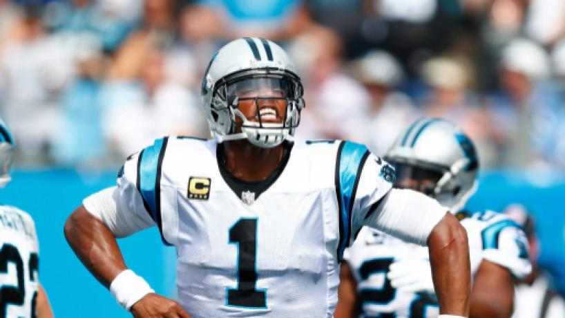 Top 10 week 1 fantasy football quarterbacks, including Cam Newton