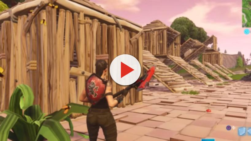 'Fortnite': Rumors about the pyramid/cone build getting vaulted has got players reacting
