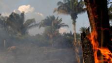 Bolsonaro insinúa que las ONG están detrás de los incendios en el Amazonas