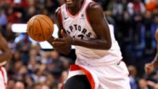 Raptors' Pascal Siakam shows off improved skills-set in off-season workout