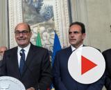 Le condizioni di Zingaretti per un governo con il M5s