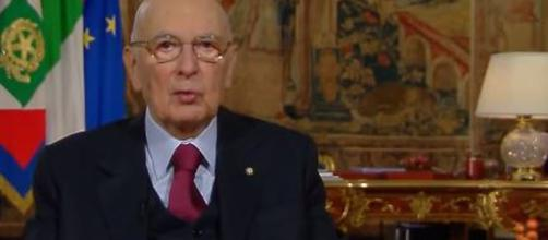 Ci sarebbe stata una telefonata tra Giorgio Napolitano e Sergio Mattarella.