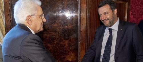 Consultazioni, M5S e Lega da Mattarella, Salvini: 'Pronto a ripartire, non porto rancore'