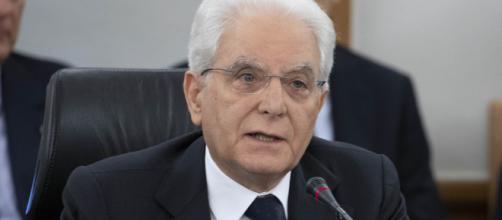 Consultazioni Quirinale Mattarella