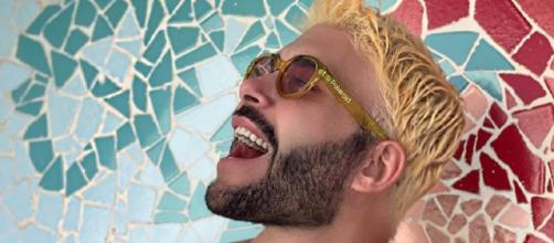 Giacomo Urtis ha riferito di aver ricevuto una proposta indecente dall'ex di una star delle soap