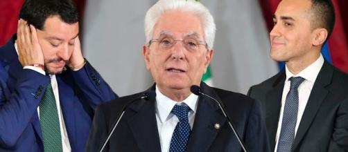 Le consultazioni. Mattarella con Di Maio e Salvini