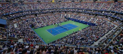 Le stade Arthur-Ashe, haut lieu de l'US Open