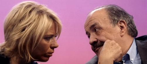 Maurizio Costanzo parla del rapporto con Maria De Filippi