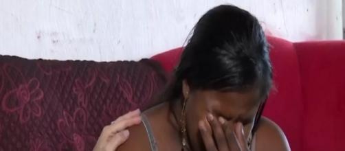 Mulher engravida após realizar laqueadura. (Reprodução/ TV Bahia)