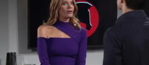 Phyllis is double-crossed by Abby and Chelsea.(Image Source:The Young and the Restless-YouTube.)